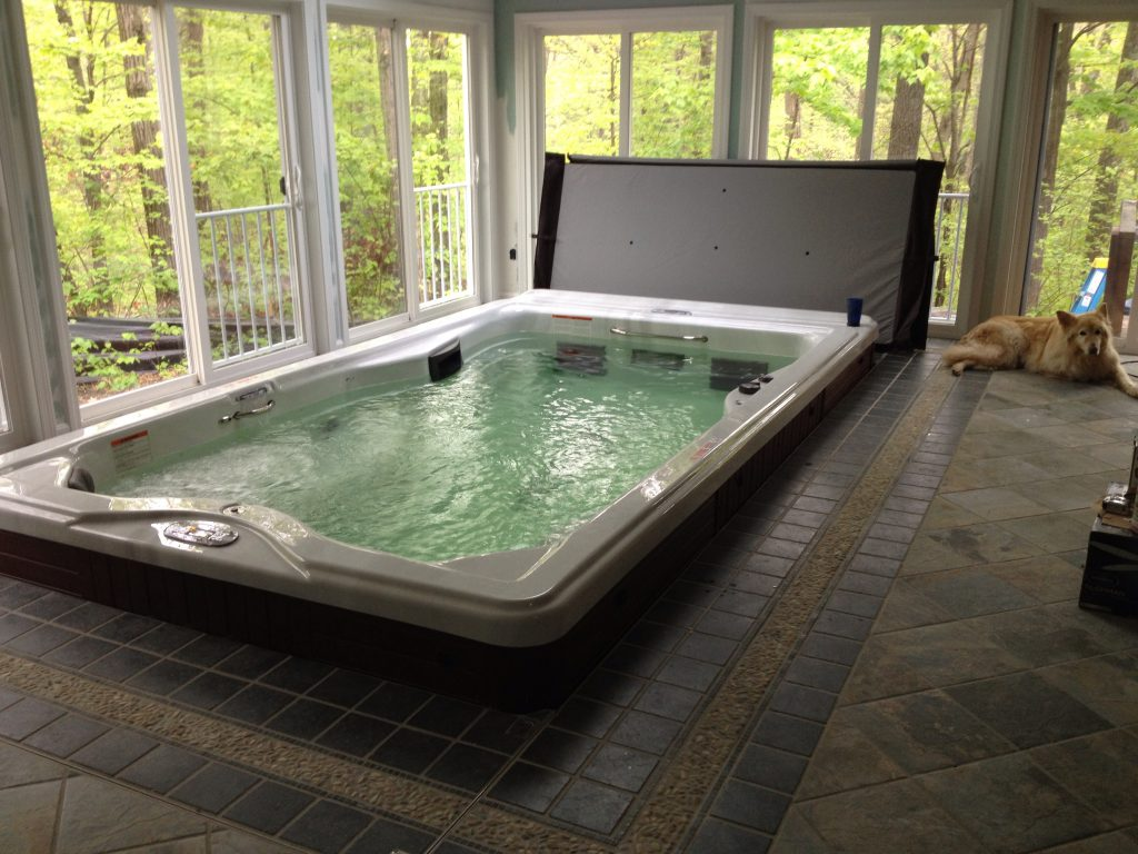 Phoenix Swim Spas + Hot Tubs // Swim Spa International